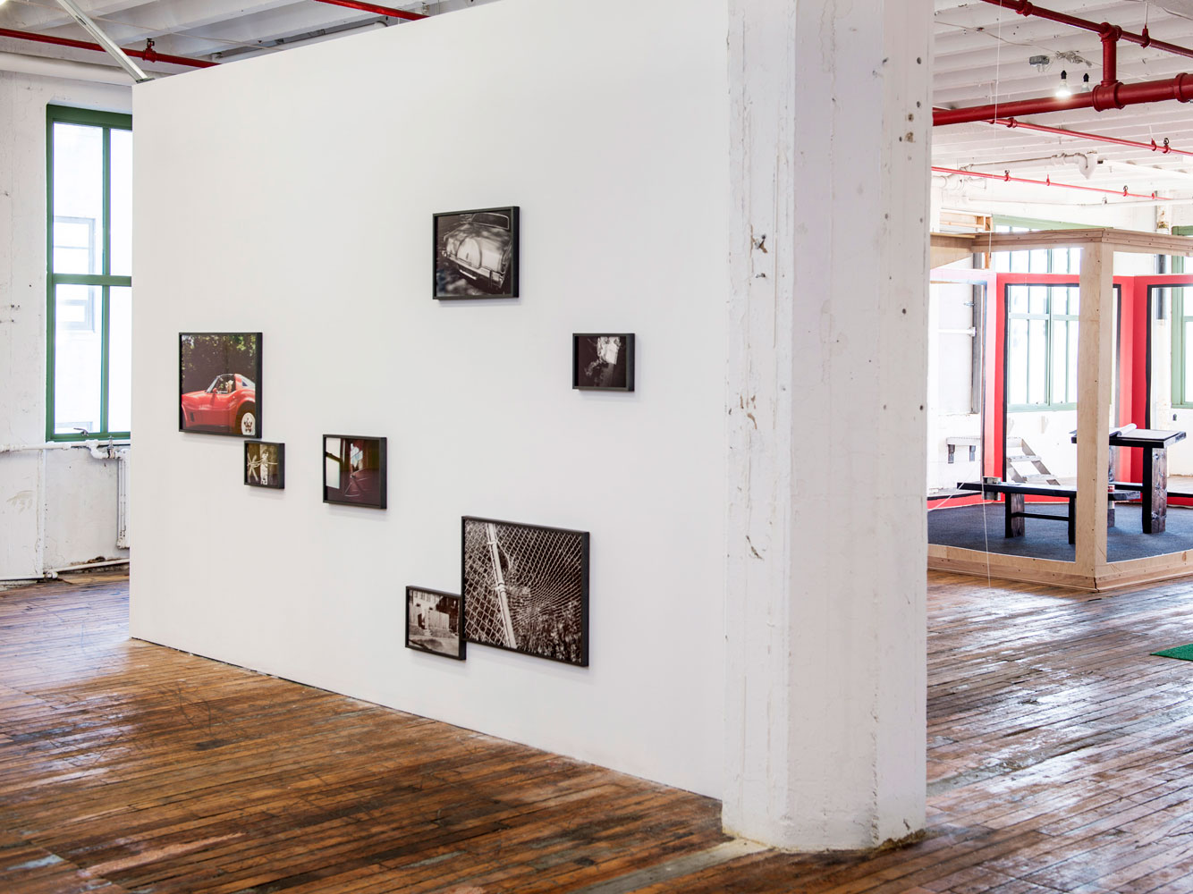 """""""say grace,"""" Come Together: Surviving Sandy, curated by Phong Bui, New York, 2013"""