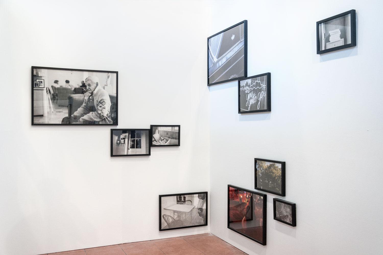 """we don't talk much more,"" International Photography Festival, Tel Aviv, 2014"
