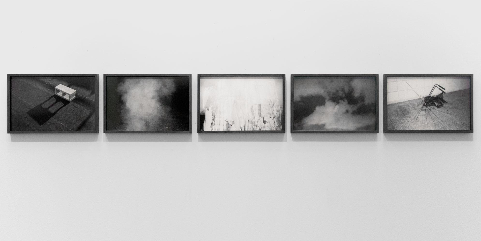"""""""Warp and Weft,"""" Pyramid Scheme, New York, 2014"""